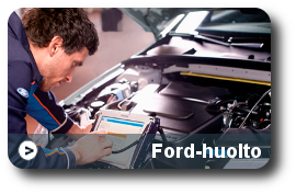ford huolto